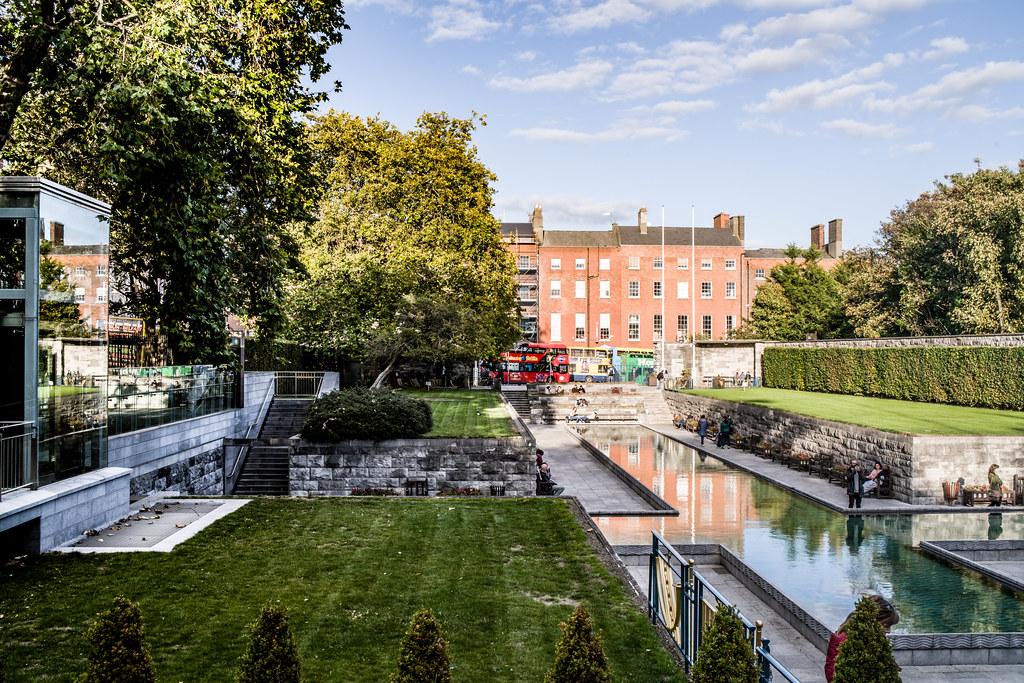 GARDEN OF REMEMBRANCE [PARNELL SQUARE DUBLIN CITY CENTRE]-144881
