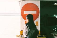 https://www.instagram.com/bryant9662002/ (カク チエンホン) Tags: film fuji contax g2 g90 taiwan taipei portrait girl