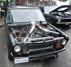 1970 Datsun 510 (D70) Tags: 1970 datsun 510 langleygoodtimescruisein 2018 aldergrove britishcolumbia canada