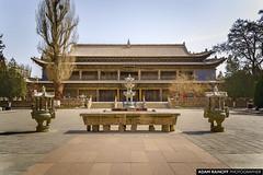 Dafo Great Buddha Temple Zhangye Gansu China (arainoffphoto) Tags: gansu building travel architecture temple buddhism tourism china zhangye zhangyeshi gansusheng cn