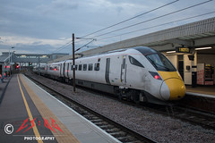 800202, Peterborough (CS:BG Photography) Tags: class800 azuma lner 800202 ecml eastcoastmainline londonnortheasternrailway pbo peterborough iep hitachisuperexpress intercityexpressprogramme bimode