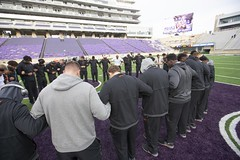 Kansas State Wildcats vs Oklahoma State Cowboys Football Game, Saturday, October 13, 2018, Bill Snyder Family Stadium, Manhattan, KS. Bruce Waterfield/OSU Athletics (OSUAthletics) Tags: 2018 athletics big12 cowboys football kansasstateuniversity kstate ksu oklahomastateuniversity osu pokes wildcats