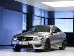 Mercedes-Benz C 63 AMG Coupé Edition 507 (Mega-Fox) Tags: mercedesbenz c 63 amg coupé edition 507 c204 2013 2014 v8 essence propulsion
