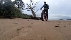 John Muir Park Beachride (coastkid71) Tags: coastkid71 coastrider coastriderblog coastkid cycling coast johnmuirpark beachriding
