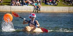 _MC_3097 (matxutca (cindy)) Tags: pumpkin regatta daybreak southjordan utah race lake fall costumes halloween crowds event outdoors neighborhood community