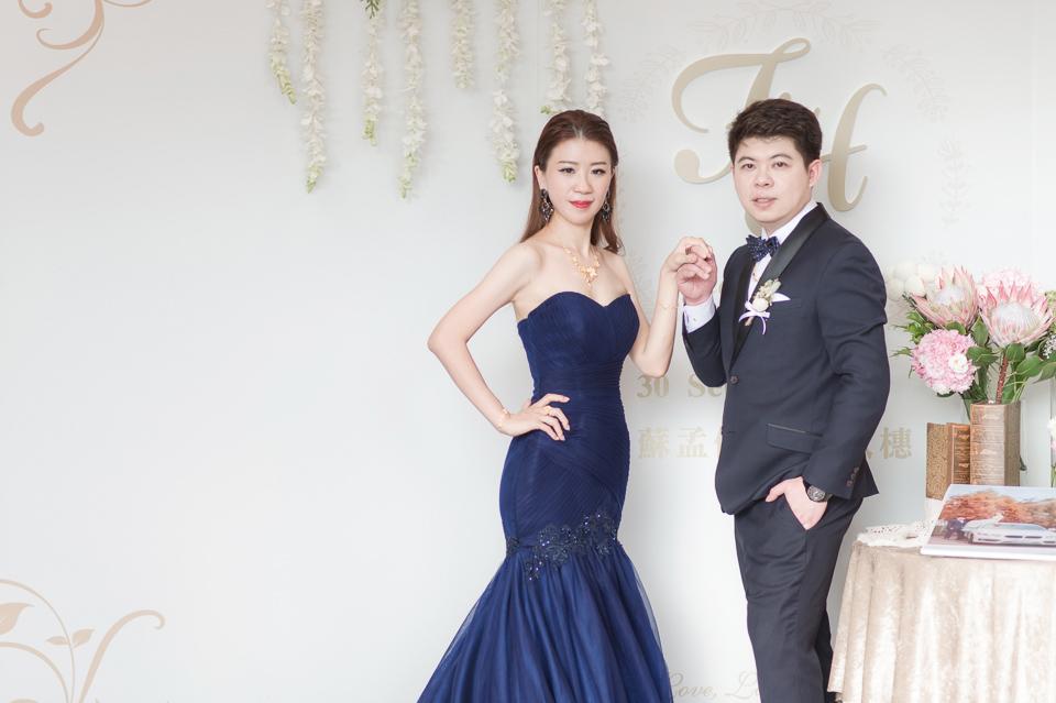 台南婚攝 海中寶料理餐廳 滿滿祝福的婚禮紀錄 W & H 123