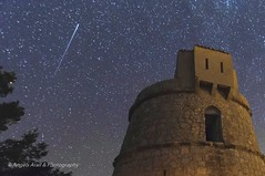 Iridium (ANGELS ARALL) Tags: iridium torredesmolar fotografianocturna nightphotography d90 again satelite