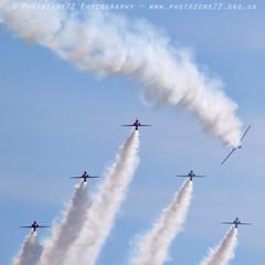 8364 Goose (photozone72) Tags: eastbourne airshows aircraft airshow aviation canon canon7dmk2 canon100400f4556lii 7dmk2 redarrows reds redwhiteblue raf rafat goose