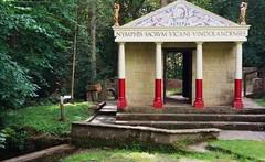 Vindolanda_04_144255RT (Old Fine Art) Tags: vindolanda hadrian hadrianswall roman northumbria england temple