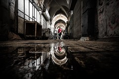 Jerusalem (tomabenz) Tags: sony a7 a7rm2 urban israel street photography old city puddlegram jerusalem streetshot zeiss streetview people reflection urbanexplorer red oldcity sonya7rm2 sonya7 streetphotography