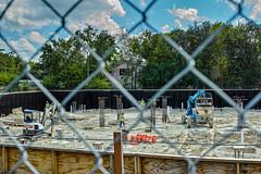 construction (seokinskywalker) Tags: construction yard vehicles dust sigma dp2 merrill