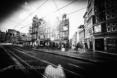Koningsplein (steff808) Tags: amsterdam hollandeseptentrionale paysbas nl netherlands fujifilmxe2 fujinon1024 noiretblanc blackandwhite blancoynegro bw biancoenero koningsplein