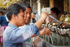 Prières...Wat Phrathat Doi Suthep .. Chiang Mai (geolis06) Tags: geolis06 asia asie thaïlande olympus chiangmai doisuthep watphrathatdoisuthep bouddhisme bouddha buddhism religion pilgrim pélerin prière prayer statuev olympusem5 olympusm75300mmf4867ii lotus flower fleur