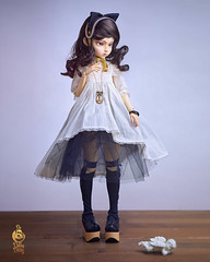 Re-Arrange (Do Dolls Dream) Tags: do dolls dream dodollsdream bjd margaret ball jointed doll