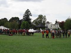 Gloucester (cag2012) Tags: gloucester england greatbritain unitedkingdom civilwar englishcivilwar reenactment musket
