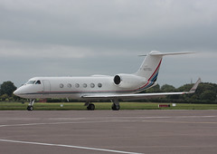 N275DJ Gulfstream IV (corkspotter / Paul Daly) Tags: n275dj gulfstream aerospace giv glf4 1167 l2j cghr a2b963 wells fargo bank northwest na trustee 1991 20101201 n1sl ork eick cork bizjet