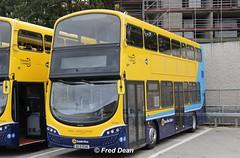Dublin Bus SG458 (182D15346). (Fred Dean Jnr) Tags: dublin september2018 dublinbus busathacliath dublinbusyellowbluelivery broadstonedepotdublin broadstone buseireannbroadstonedepot volvo b5tl wright wrightbus eclipse gemini3 sg458 182d15346