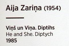 20170722 Lettonie Riga - Musée National des Beaux-Arts -202 (anhndee) Tags: etatsbaltes lettonie riga musée museum museo musee peinture peintre painting painter