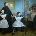 DEGAS Edgar,1858-67 - La Famille Bellelli (Orsay) - Detail 01