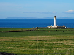 Rhins of Galloway (Céanndhubahn) Tags: firthofclyde green blue citrit kircolm rhinsofgalloway corsewalllighthouse lighthouse