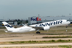 OH-LWD Airbus A350-941 22 ZSPD (CanAmJetz) Tags: ohlwd airbus a350 finnair airliner airplane aircraft zspd pvg take off