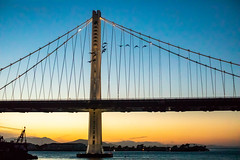 San Francisco Days, San Francisco Nights (Thomas Hawk) Tags: america bayarea baybridge california sf sfbayarea sanfrancisco usa unitedstates unitedstatesofamerica bridge us