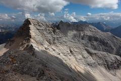 birkkarspitze (bkellerstrass) Tags: karwendel vomperkette tirol austria birkkarspitze kaltwasserkarspitze brendelsteig alps alpen hiking wandern bergwandern