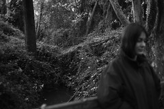Portraits (Lauren Broken) Tags: art adventure angular autumn canon cute portrait people pretty park plants exposure experimental enchanted exterior empty beautiful temperature texture travel beauty blackandwhite model