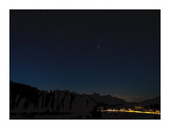 Starlight above Misurina (www.halkaphoto.com) Tags: europe italy veneto misurina lagodimisurina dolomites stars starlight cosmos universe nightsky nightlights nightscape mountains alps