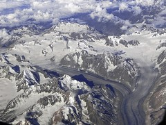 Aerial view of Samudra Tapu glacier !! (Lopamudra !) Tags: lopamudra lopamudrabarman lopa glacier lahul lahaul himalaya himalayas highaltitude himachal hp himachalpradesh snow snowscape snowfield snout glacial globalwarming samudratapu samundertapu chandra chander basin valley vale mountain mountains flightshot aerial birdseyeview india landscape beauty beautiful picturesque