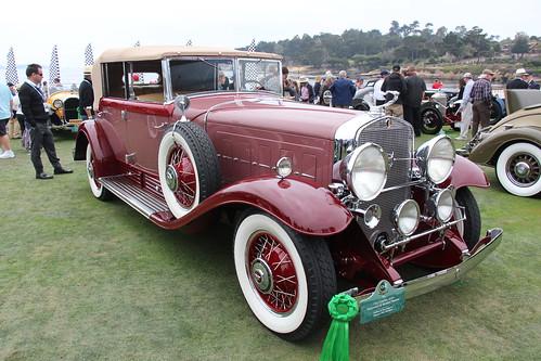 1931 Cadillac 452A Fleetwood Phaeton