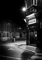 la voyageuse (christiandumont) Tags: streetphotography streetphoto streetlife street blackandwhite blackwhite bw noiretblanc nuit night x100f fujifilm nb
