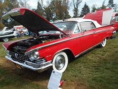 1959 Buick Invicta Convertible (splattergraphics) Tags: 1959 buick invicta convertible carshow aacaeasterndivisionfallmeet antiqueautomobileclubofamerica aaca hersheypa