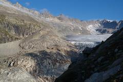 Glatscher dal Rodan (Rhonegletscher) (Toni_V) Tags: m2409167 rangefinder digitalrangefinder messsucher leicam leica mp typ240 type240 50lux 50mmf14asph summiluxm alps alpen rhonegletscher glacier wallis valais landscape landschaft mountains gelmerhörner switzerland schweiz suisse svizzera svizra europe ©toniv 2018 180915