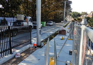 CBD & South East Light Rail - Wansey Road (Randwick) - Update 21 September 2018 (1)