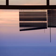 Dalla Terrazza di Frongia (nicolamarongiu) Tags: minimal abstract sunset tramonto silhoutte sky cielo terrazza mare paesaggio luce caldo summer