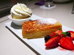 French Toast (Long Sleeper) Tags: sweets dessert food cafe pavlov frenchtoast fruit berry berries strawberry strawberries whippedcream icecream motomachi yokohama kanagawa japan dmcgx1