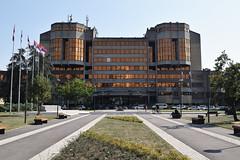 Београд: Нови Београд   Beograd: Novi Beograd   Belgrade: New Belgrade (E. van M.) Tags: