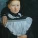 DEGAS Edgar,1858-67 - La Famille Bellelli (Orsay) - Detail 13