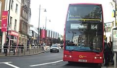 London General DOE7 on route 164  Wimbledon 07/10/18. (Ledlon89) Tags: londongeneral goaheadlondon goaheadgroup london general transport tfl londontransport bus buses londonbus londonbuses transportforlondon