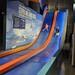 Shuttle re-entry slide