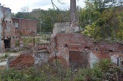 Industrial Ruins 4 (rchrdcnnnghm) Tags: abandoned ruin factory beaconny dutchesscountyny