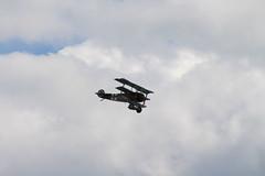 IMG_5208 (routemaster2217) Tags: clactononsea clactonairshow clactonairshow2018 airshow airdisplay aviation aircraft aeroplane bremontgreatwardisplayteam biplane triplane wwi worldwarone worldwar1 greatwar