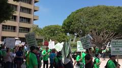 AFSCME Strike @ UCSB 44