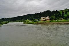 2014-08-14 Niedzica - zapora i  jezioro Czorsztyńskie (7) (aknad0) Tags: niedzica jezioroczorsztyńskie krajobraz zapora jeziora zalew