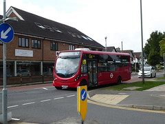 """WS9 LJ12 CGZ on route R3, 19th September 2018. (Tom """"ROUNDABOUT Bus Preservation"""") Tags: bus lj12cgz"""