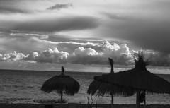 Algarrobo costa b+w.jpg (FraVal Imaging) Tags: algarrobo flickr ocean malaga wolken clouds espana axarquia mediterranean spain bw blackandwhite spanien sea