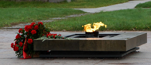 The Eternal Flame, St Petersburg