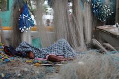 Don't kill my vibe! (unai.begiristain) Tags: siesta riodejaneiro rio colôniadepescadores redes soneca nap descanso pescador fisherman fisher