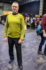 DST 2018 - 082 (Jyoti Mishra) Tags: dst 2018 dst2018 destination star trek startrek destinationstartrek nec birmingham tos tng voyager ds9 enterprise discovery tas convention sfconvention